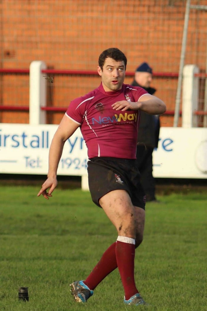 Mark Chester Q Amp A Morley Rfc Captain Interview Ties Planet