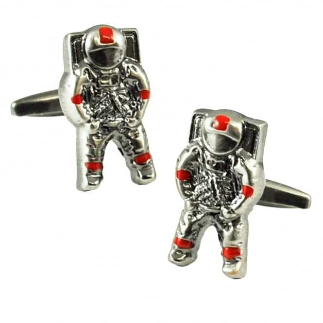Astronaut Novelty Cufflinks