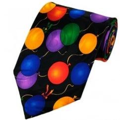 Balloons Novelty Tie