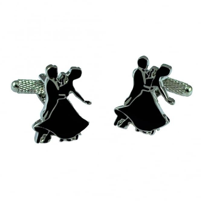 Ballroom Dancing Novelty Cufflinks