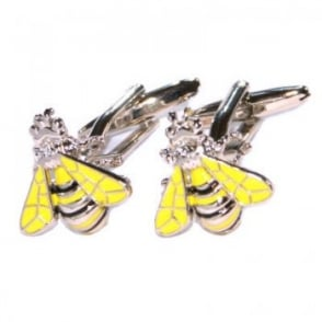 Bee Novelty Cufflinks