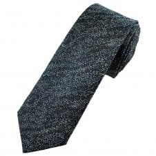 Ben Sherman Navy Blue Textured Luxury Silk Men's Designer Tie