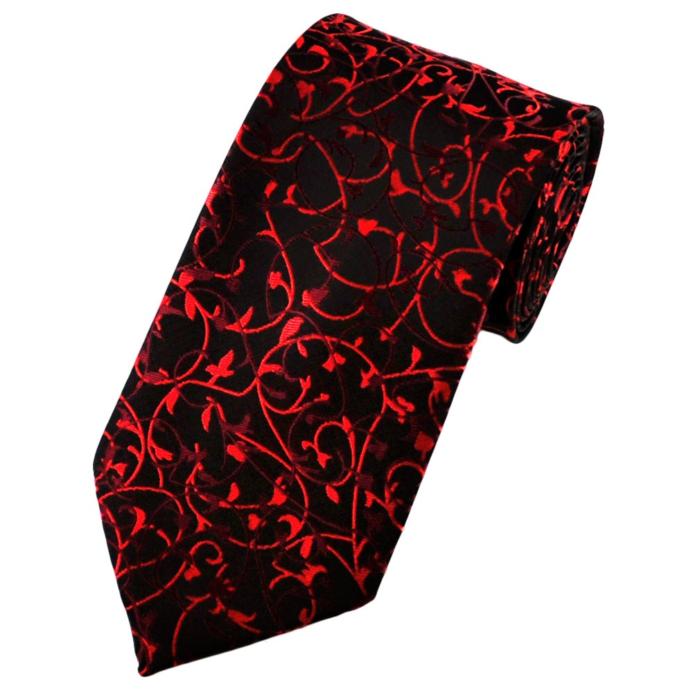 The Art of Wearing a Paisley Tie. Paisley patterned ties have come back into style as of late. Depending on the actual design, scale, and colors, paisley ties can be worn for any occasion and dress code (yes even for black tie events). Typically the bolder the pattern (colors, contrast, and scale) the less formal the tie .