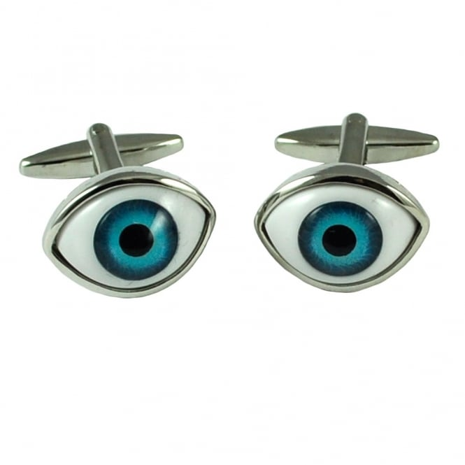 Blue Eyes Cufflinks