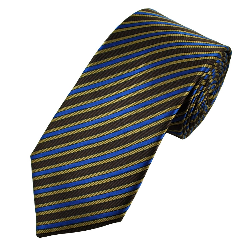 Reflect your personality with men's neckties With the many available materials, colors, prints, and styles offered in ties for men, these common accessories are as varied as the men who wear them. The classic tie can be as fresh and modern as the skinny tie.