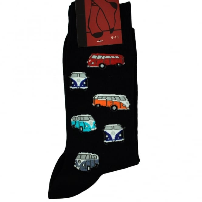 Camper Vans Men's Novelty Socks