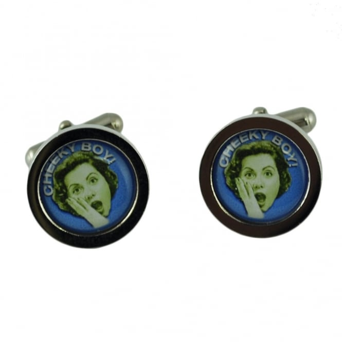 cheeky boy cufflinks