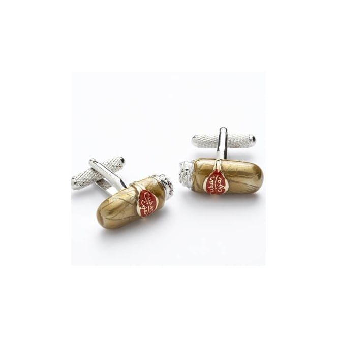 Cigar Novelty Cufflinks