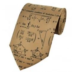 Complex Maths Novelty Tie