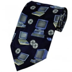 Computers & Laptops Novelty Tie
