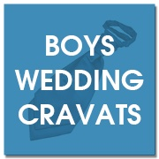 Boys Wedding Cravats