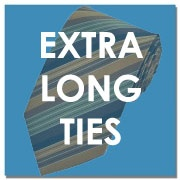 Extra Long Ties