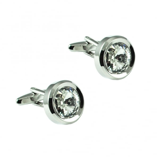 diamante-round-dress-cufflinks