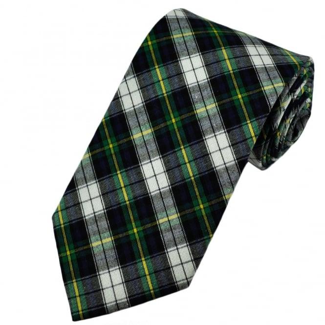 dress gordon tartan patterned tie by van buck from ties