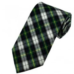 Dress Gordon Tartan Patterned Tie by Van Buck
