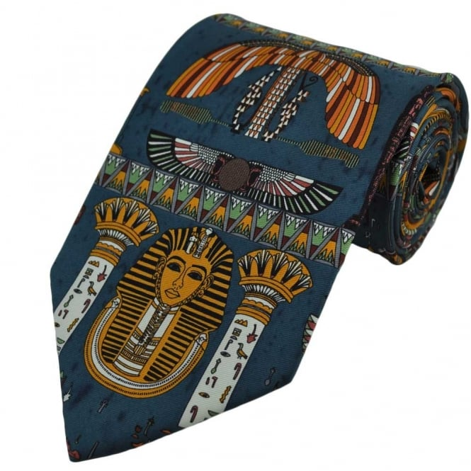 Egyptian Themed Novelty Tie