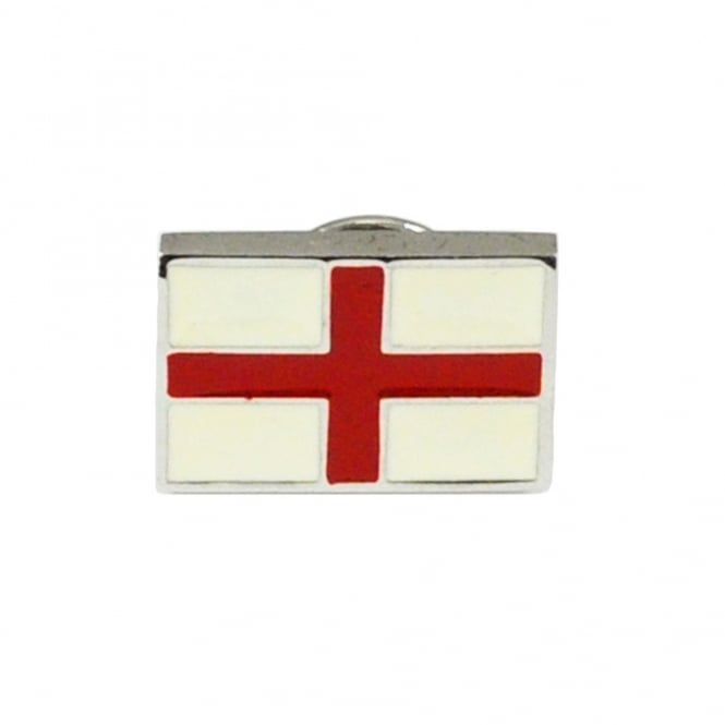 England Flag St. George's Cross Lapel Pin