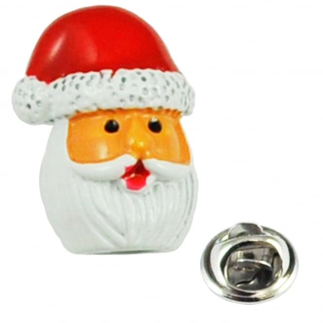 Ties Planet Father Christmas Santa Claus Lapel Pin Badge