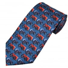 Ferguson Tractors Men's Silk Novelty Tie