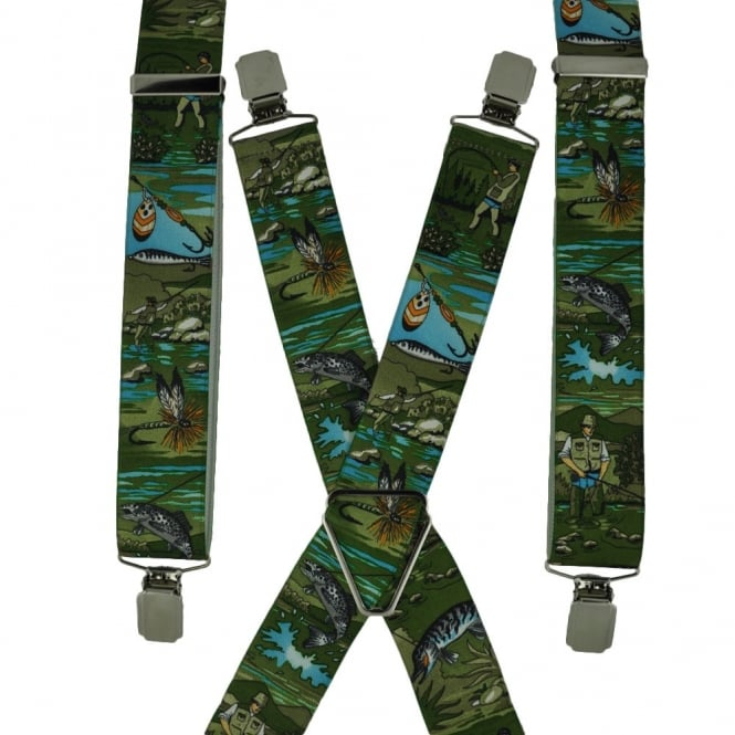 Fishing Trouser Braces