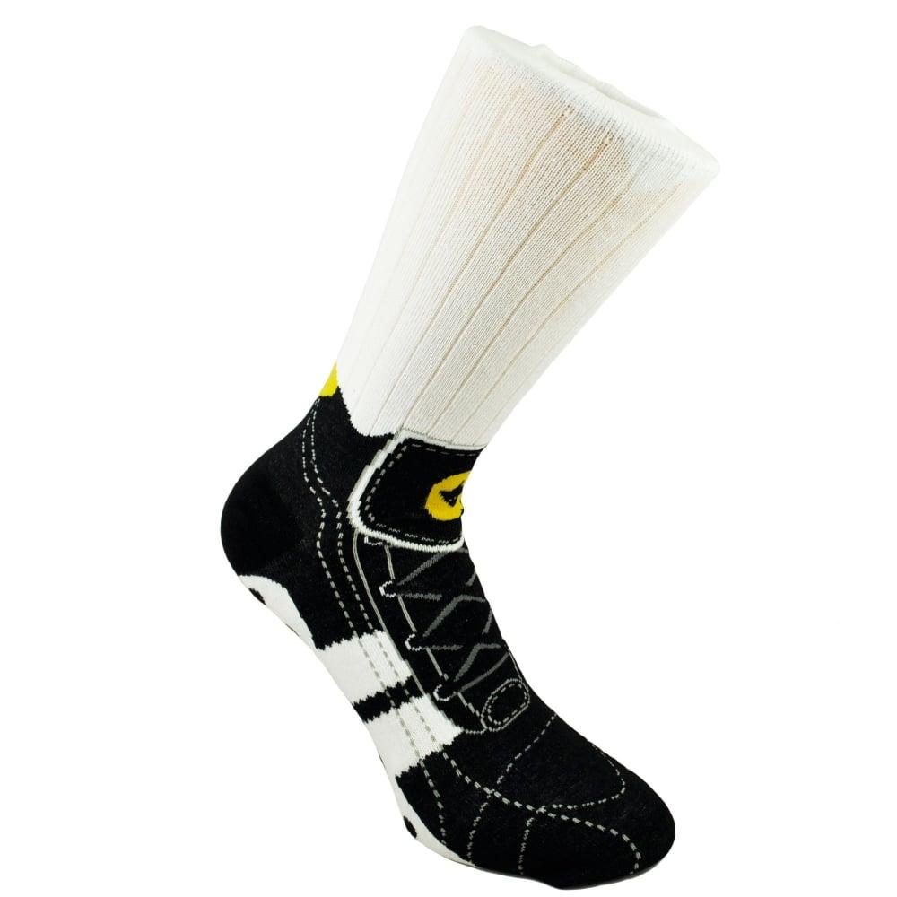 Football Boots Men's Novelty Socks 5-11