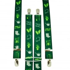 Green Garden Tools Men's Trouser Braces