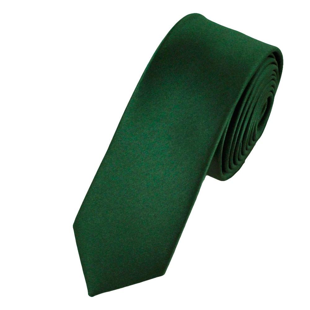 plain green tie from ties planet uk