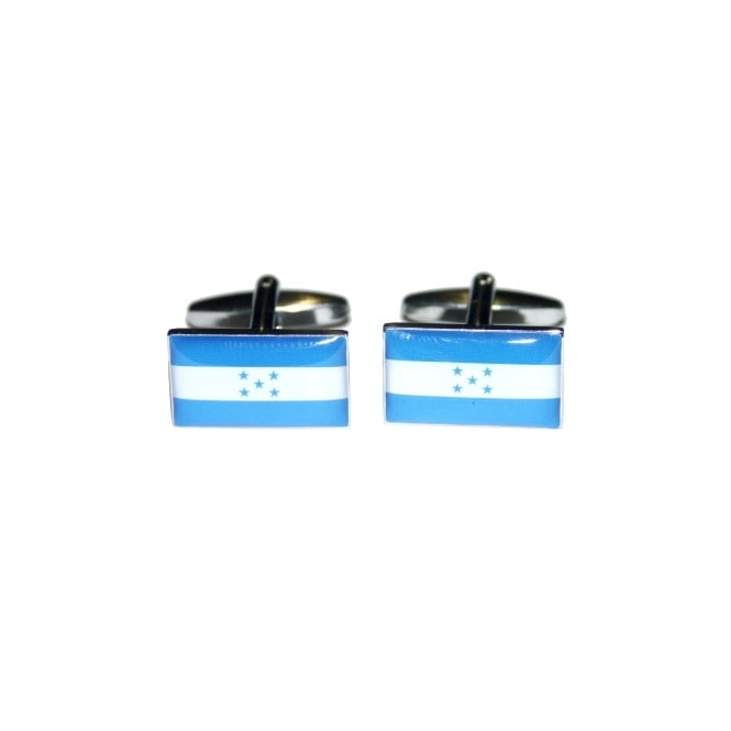 honduras flag novelty cufflinks