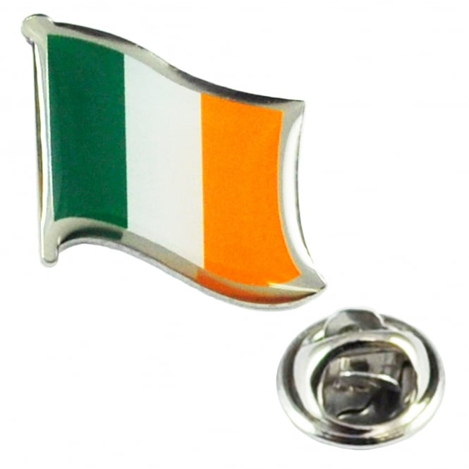 Ireland Flag Lapel Pin Badge