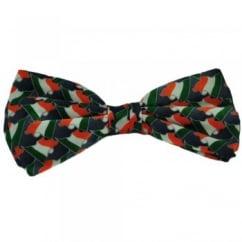 Ireland Flag Silk Bow Tie