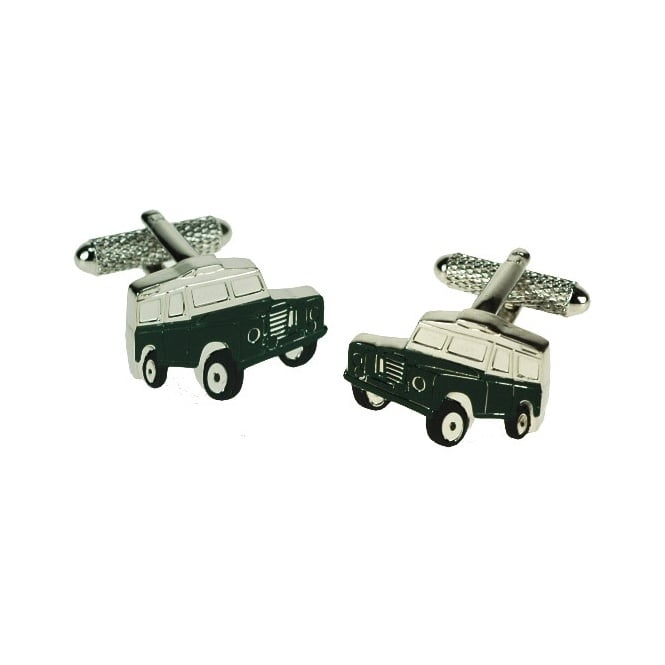 Jeep Novelty Cufflinks