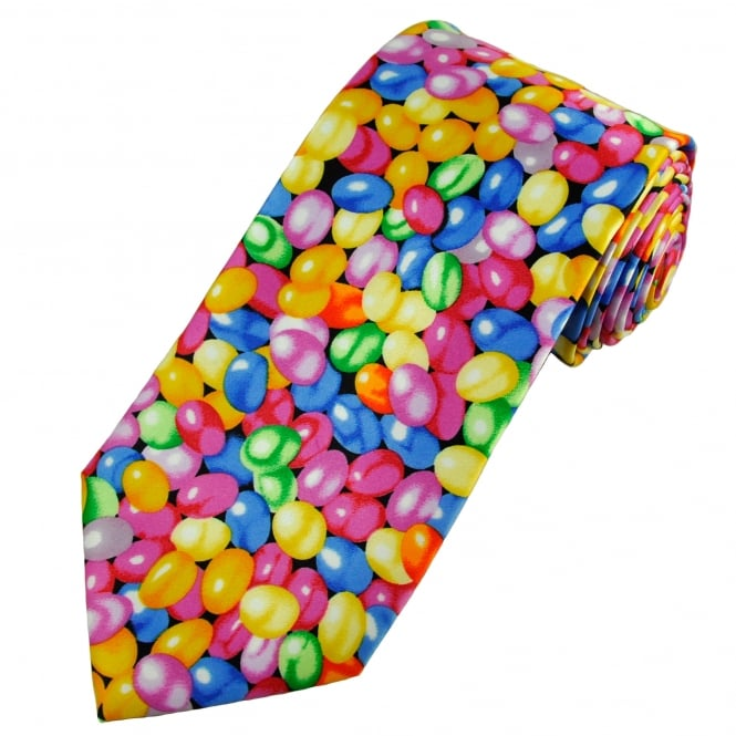 Jelly Beans Sweets Novelty Tie