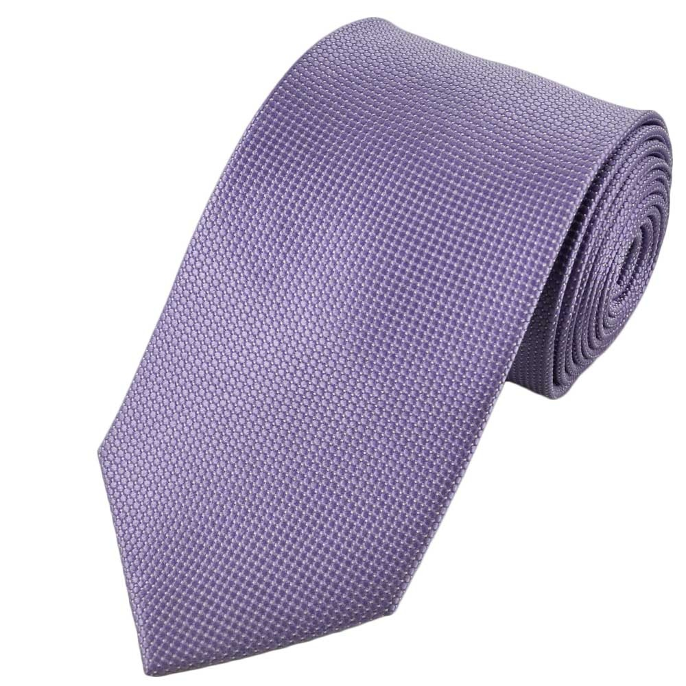 lavender silver patterned silk tie from ties planet uk