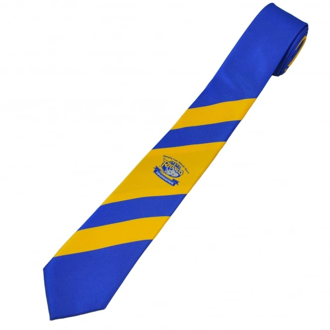 Leeds Rhinos Foundation Tie