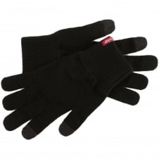 Levi's Ben Black Touch Screen Gloves