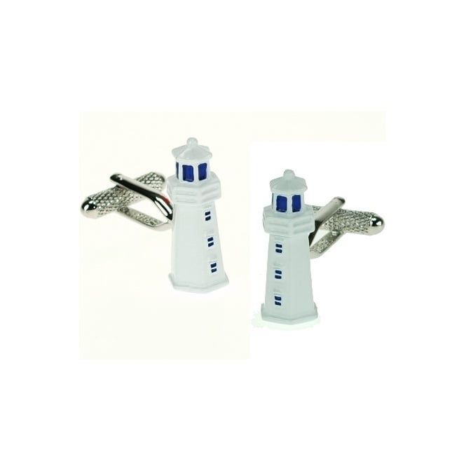 Lighthouse Novelty Cufflinks