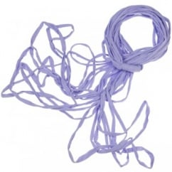 Lilac Spaghetti Junction Scarf By Lettuce Of London