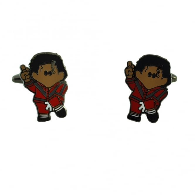 MJ Weenicons Novelty Cufflinks