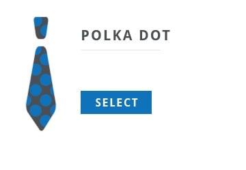 Polka Dot Ties