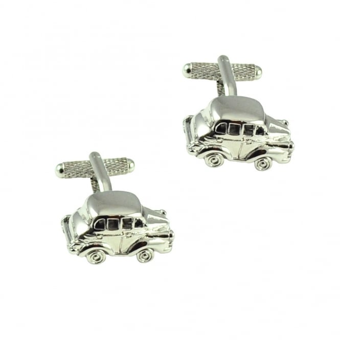 Morris Minor Car Novelty Cufflinks