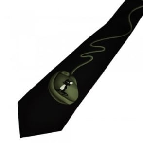 Mouse On Mouse Novelty Tie