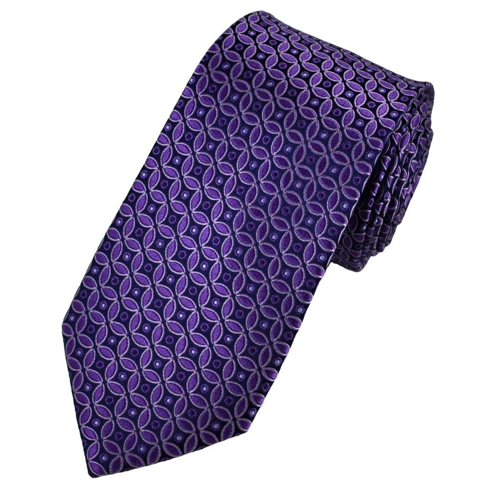 navy blue lilac lavender purple geometric patterned