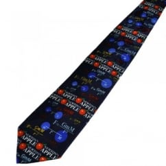 Newton's Apple Theory of Gravitation Law Novelty Tie