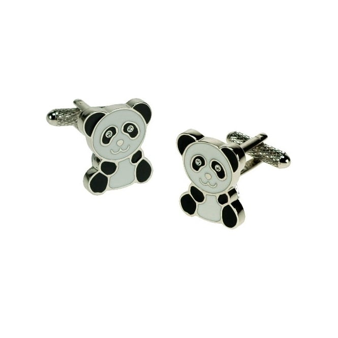Panda Novelty Cufflinks