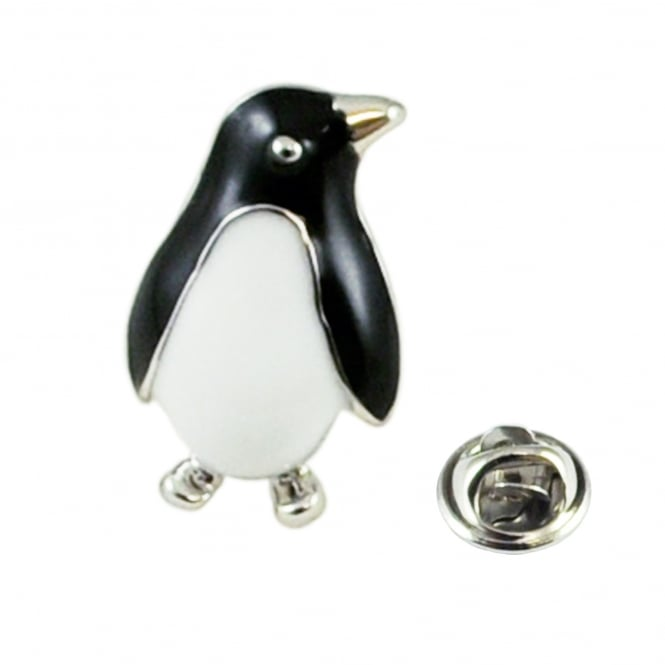 Penguin Lapel Pin Badge
