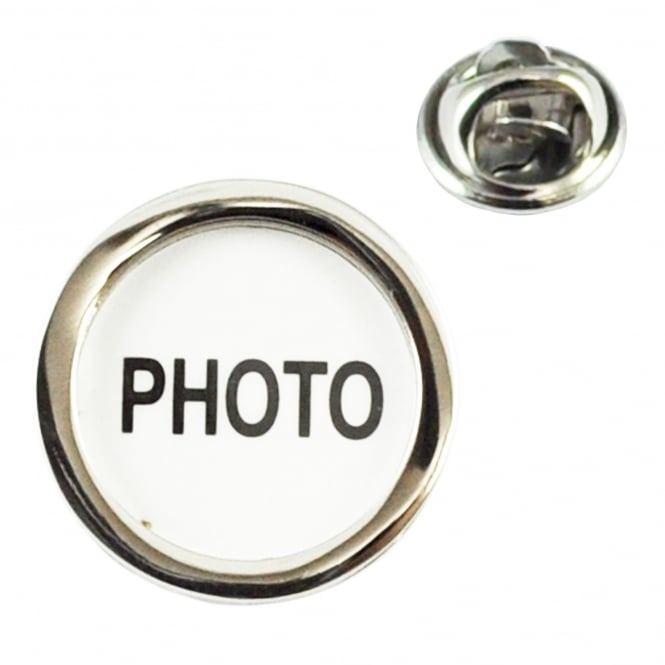 Photo Frame Lapel Pin Badge