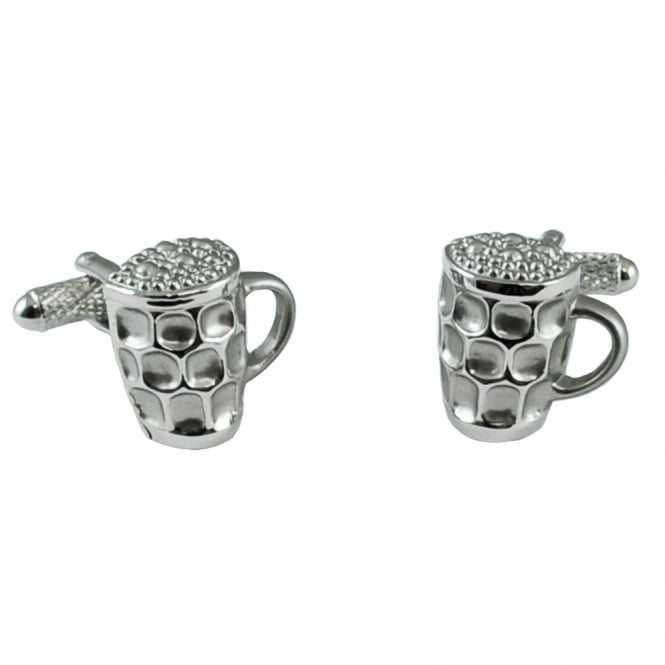 pint beer mug tankards novelty cufflinks