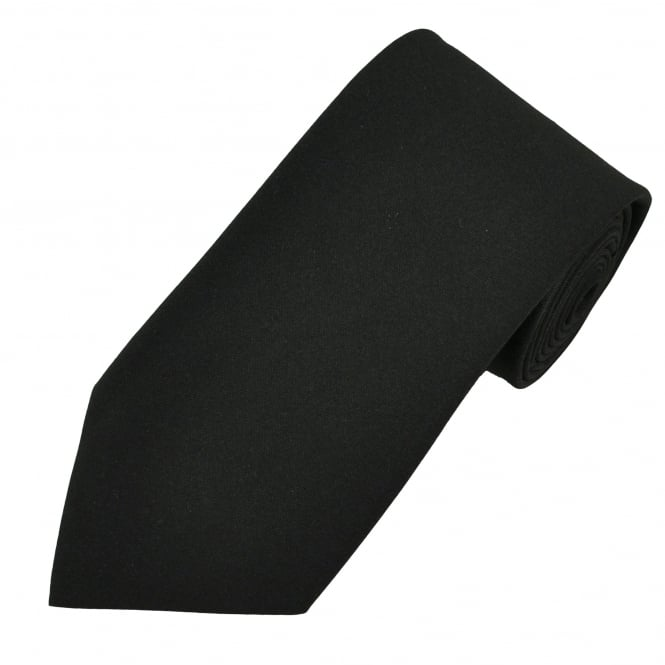 plain black matte finish men