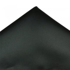 Plain Dark Grey Pocket Square Handkerchief