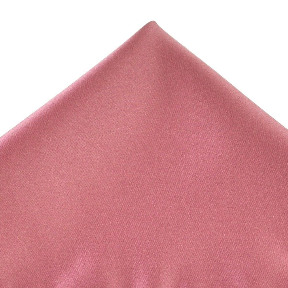 dbf7f15357c69 Plain Dark Mauve Pink Pocket Square Handkerchief from Ties Planet UK